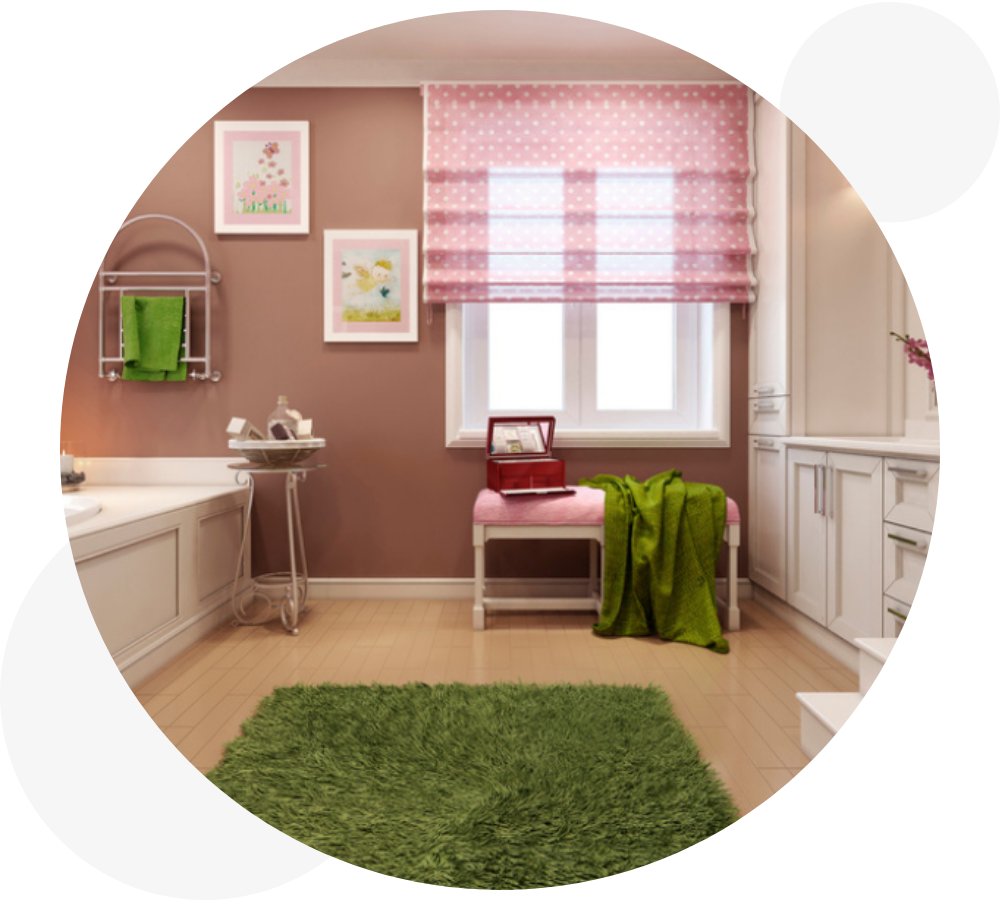 Roman Blinds Derry Page Image