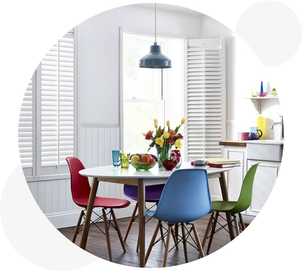 Plantation Shutters Derry Page Hardwood Shutters